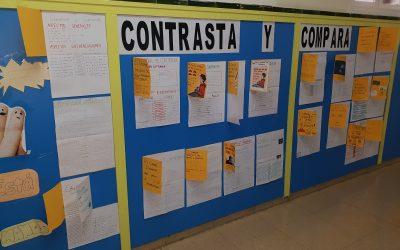 Destrezas de pensamiento en Lengua Española