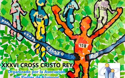 Cross Cristo Rey Escolapios