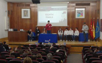 Concurso de debates nacional en inglés