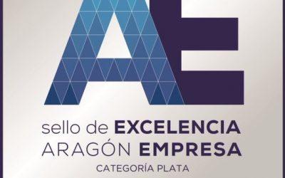 Sello de Excelencia Aragon Empresa